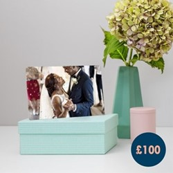 £100 Photobox Gift Card