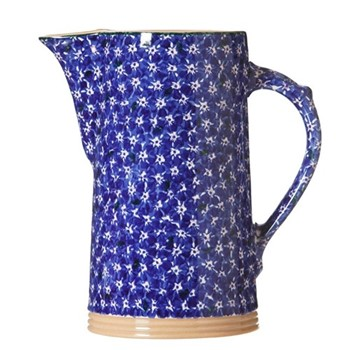 Lawn XL jug, H26cm, dark blue