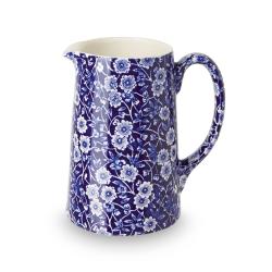 Calico Tankard jug medium, 56.8cl - 1pt, Blue