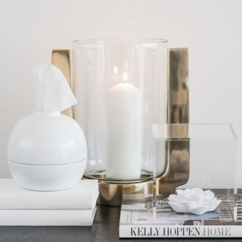 Casablanca Hurricane lamp
