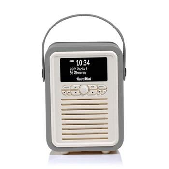 DAB radio H22.4 x W14.7 x D10.5cm
