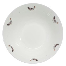 Chicken Cereal bowl, 18cm