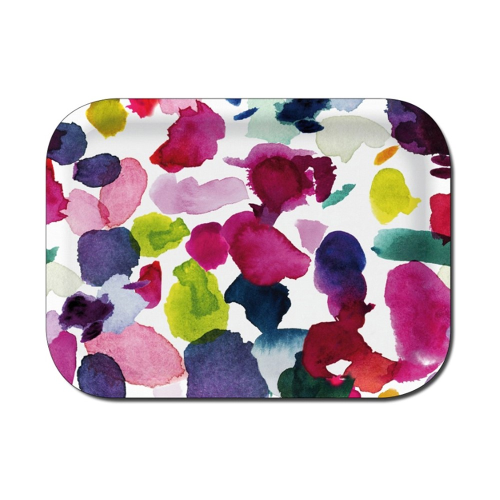 Abstract Canteen tray, Small