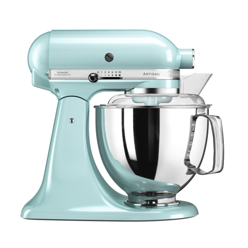 Artisan Stand mixer, 4.8 litre, Ice-Blue