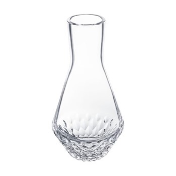 Folia Water jug, clear crystal