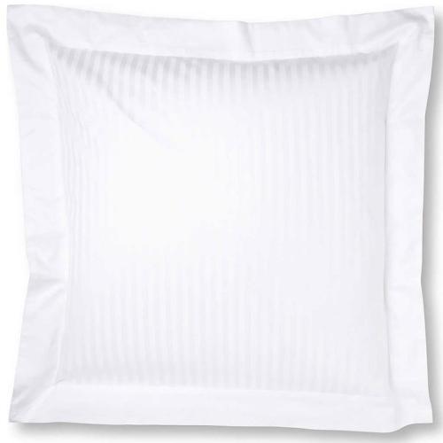 Millennia 1200TC Square pillowcase, 65 x 65cm, Snow