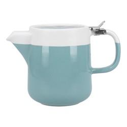 Barcelona Teapot, 420ml, retro blue