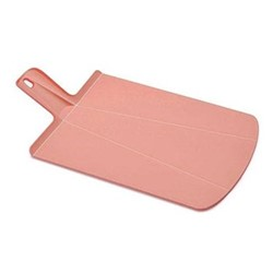 Chop2Pot Plus Large folding chopping board, 27 x 36cm, soft pink