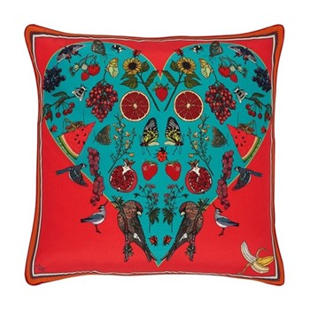Summer Love Cushion, L45 x W45cm, multi