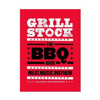 Grillstock, the bbq book