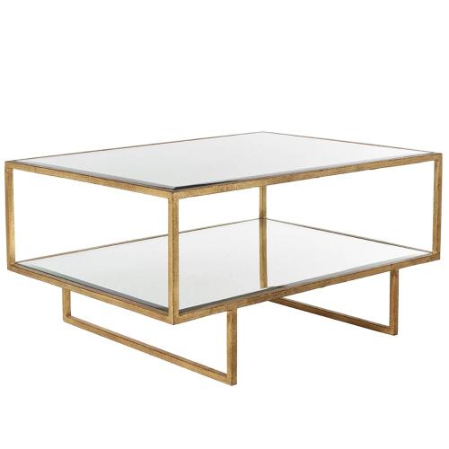 Merle Coffee table, W80 x D60 x H40cm