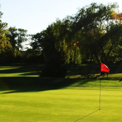 Kent golf break for two at Royal St George's