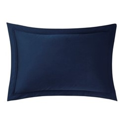 Triomphe Pillowcase, 50 x 75cm, marine