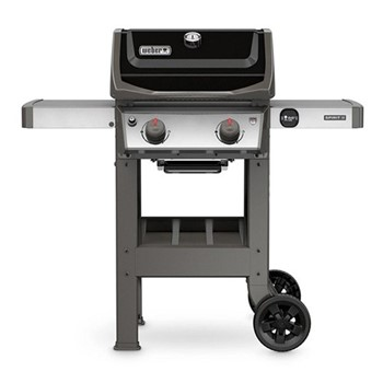 Spirit II E-210 GBS Gas barbeque, H145 x W122 x D66cm, black