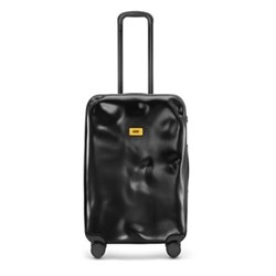 Icon Medium suitcase, H68 x W45 x D26cm, black
