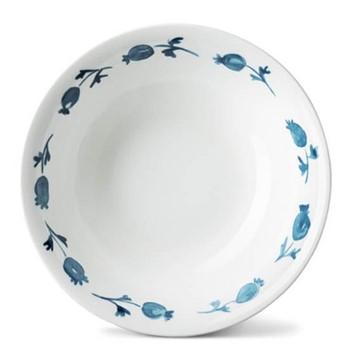 English Garden - Rose Hip Pasta/salad bowl, D23 x H6.5cm