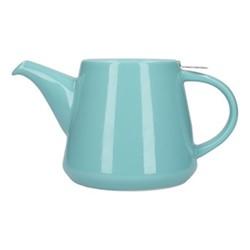 Hi-T 2 cup teapot, H11 x D12cm, splash