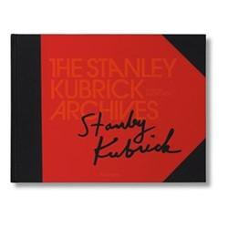 The stanley kubrick archives, L25 x W4.5 x H33.2cm