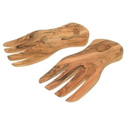 Curved salad hands, L19.5cm