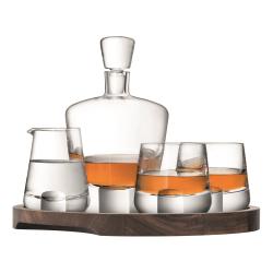 Whisky Cut Connoisseur set, clear/cut