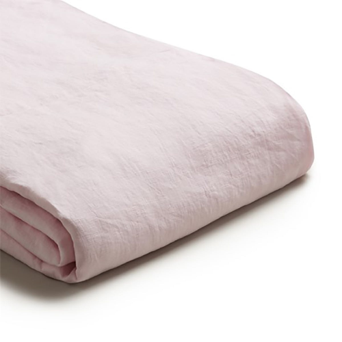 King duvet cover, 220 x 225cm, Blush Pink