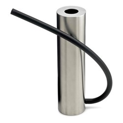 Watering can, 1.5 Litre, brushed steel
