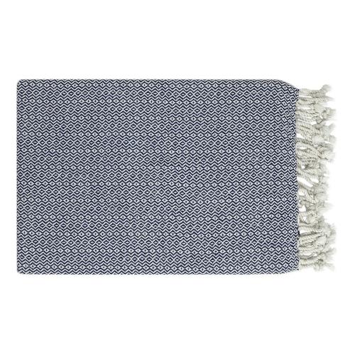 Super-Luxe Beach towel, 95 x 165cm, Blue