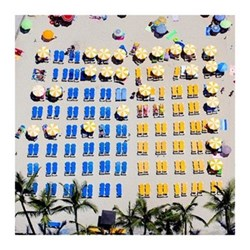 Example Artwork Blue and Yellow by Tommy Clarke