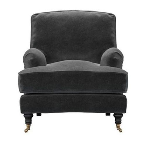 Bluebell Armchair, H91 x W88 x D106cm, Armour