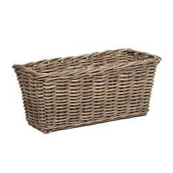 Under Console basket L63 x D28 x H28cm