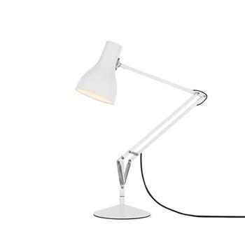 Type 75 Desk lamp, alpine white