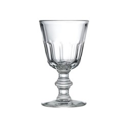 Perigord Set of 6 wine glasses, 19cl, clear