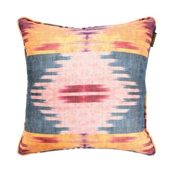 Patola Square cushion, L50 x W50cm, multi