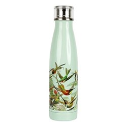 Ernst Haeckel Water bottle, H26 x W7 x L7cm, green