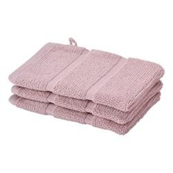 Adagio Wash mitt, 16 x 22cm, violet