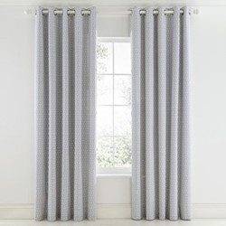 Pajaro Curtains, L228 x W168cm, steel