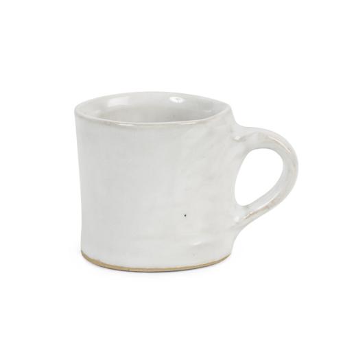 Mervyn Gers Coffee cup, White