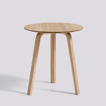 Bella Side table, H49 x W45 x D45cm, oak
