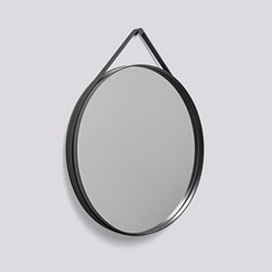 Large wall mounted mirror D70cm
