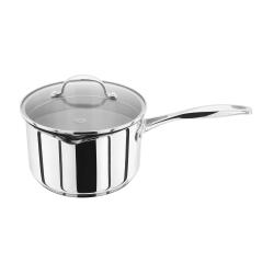 7000 Draining saucepan, 18cm, stainless steel