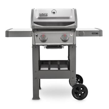 Spirit II S-210 GBS Gas grill, H145 x W122 x D66cm, stainless steel