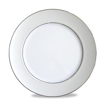 Clair de Lune Uni Large dinner plate, 28cm