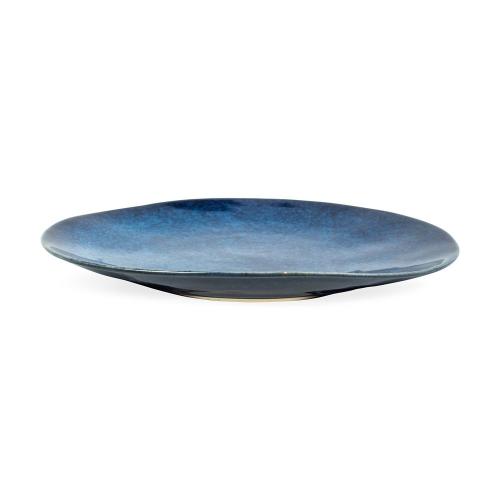 Mervyn Gers Dinner plate, Midnight Blue
