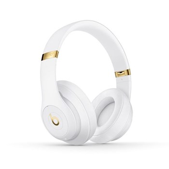 Beats Studio3 Wireless over-ear headphones, white