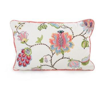 Chelsea Garden Lumbar pillow, W60.96 x L40.64cm, multi