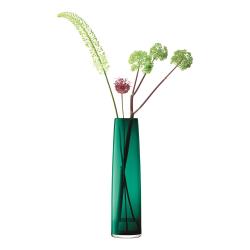 Stems Vase, H60cm, marine green