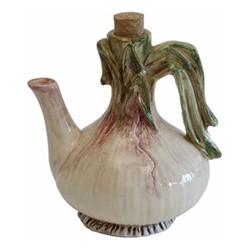 Clorofilla Onion cruet, H20cm, multi