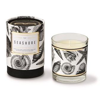 Seashore Luxury scented candle, H9.2 x Dia8.1cm