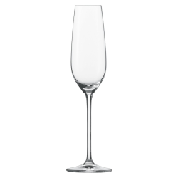 Fortissimo Set of 6 champagne flutes, 24cl