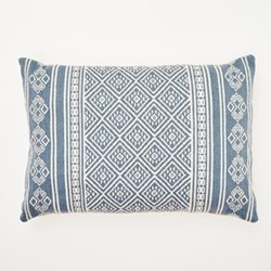 Kalkan Cushion, L60 x W40cm, navy